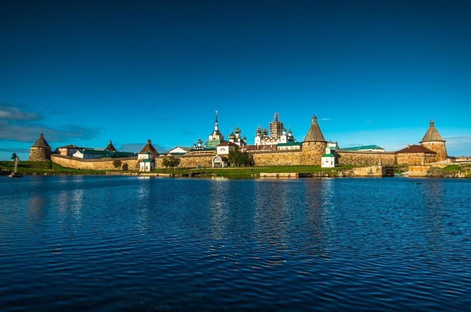 Соловецкий Кремль, часть вторая. Парадные и задворки.