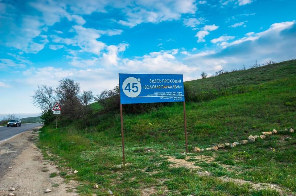Коктебель без туристов и дорога в Судак.