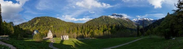 Абхазия без туристов.